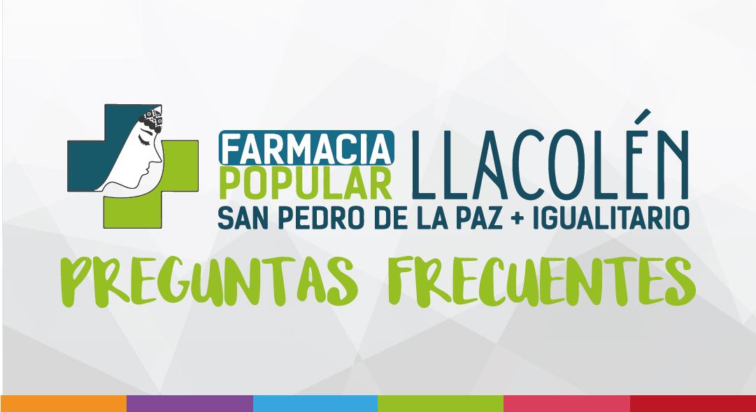 PREGUNTAS FRECUENTES SOBRE LA FARMACIA LLACOLÉN
