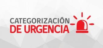 ¿CÓMO FUNCIONA LA CATEGORIZACIÓN DE URGENCIA MÉDICA?
