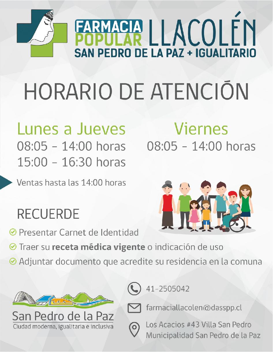 Horario FP Llacolén web