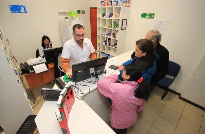 FARMACIA POPULAR LLACOLÉN AUMENTÓ UN 115% LAS VENTAS DE MEDICAMENTOS EN SU SEGUNDO AÑO DE FUNCIONAMIENTO
