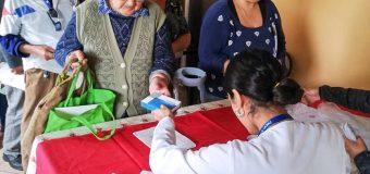 VECINOS DE SAN PEDRO DE LA COSTA RECIBIERON MEDICAMENTOS EN SU SEDE SOCIAL