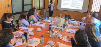 REALIZAN CAPACITACIÓN SOBRE ENFERMEDADES VIRALES A ENCARGADOS DE EDUCACIÓN MUNICIPAL