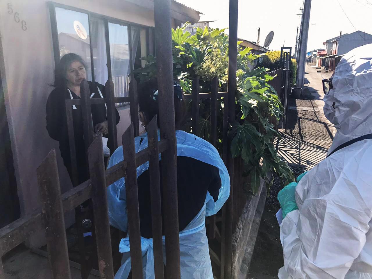 APS DE SAN PEDRO DE LA PAZ REFUERZA ACCIONES PARA LLEVAR MEDICAMENTOS A DOMICILIOS DE SAMPEDRINOS Y SAMPEDRINAS