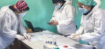 EQUIPOS DE SALUD SAMPEDRINOS CONTINÚAN REALIZANDO OPERATIVOS DE BÚSQUEDA ACTIVA DE CORONAVIRUS